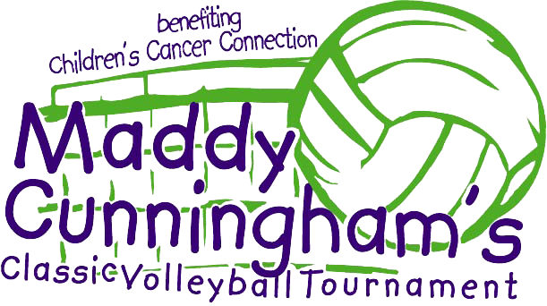 >Maddie's Classic Volleyball logo